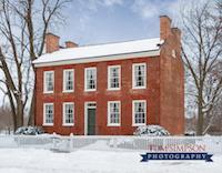 historic nauvoo lds art wilford woodruff home